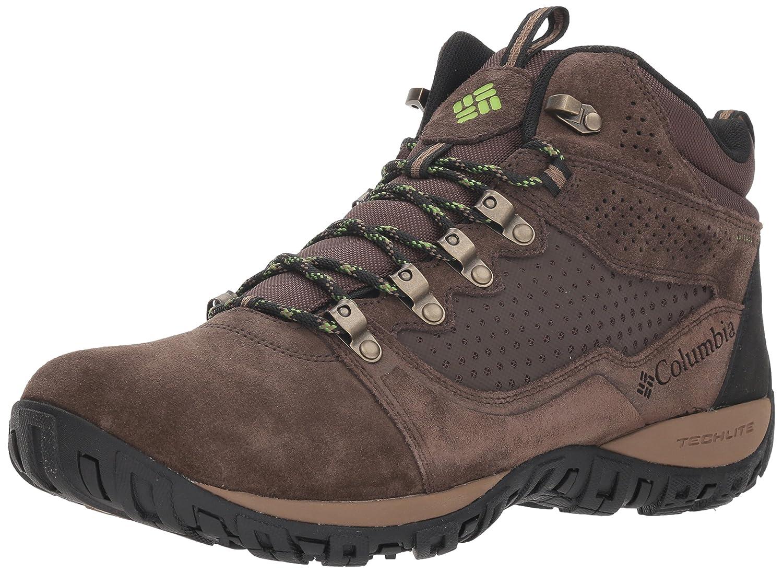 Columbia Peakfreak Venture Mid Suede WP, Chaussures de Randonnée Basses Homme