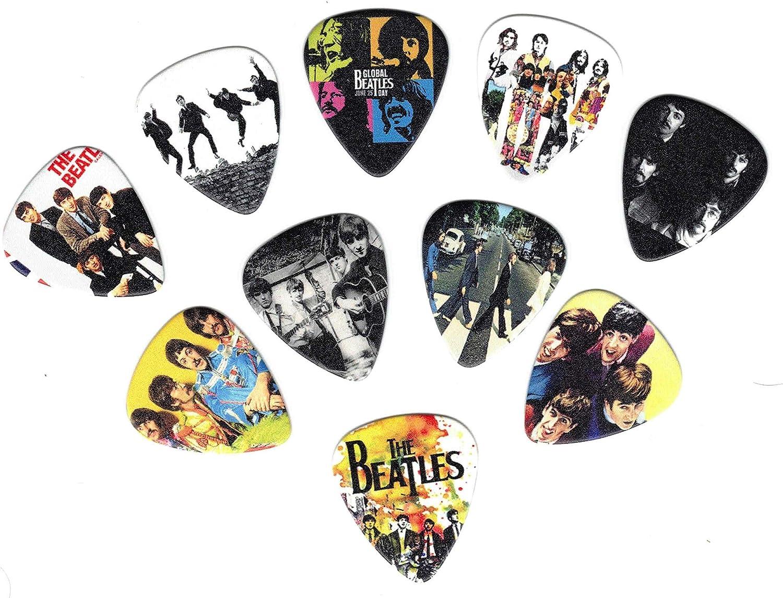 The Beatles púas para guitarra | Bandas Pop, King of Melody (10 en ...