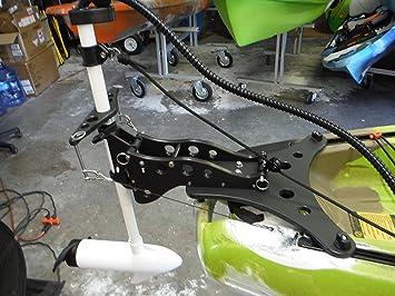 91rL%2Bdip4zL._SX355_ amazon com kayak trolling motor sports & outdoors,Trolling Motor Wiring Box