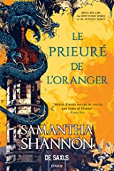 Le Prieuré de l'Oranger (French Edition) Kindle Edition