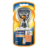 Proglide Gillette Fusion Power Razor for Men with flexball Technology