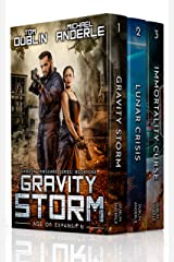 Shadow Vanguard Boxed Set: Age of Expansion - A Kurtherian Gambit Series: Gravity Storm, Lunar Crisis, Immortality Curse Kindle Edition