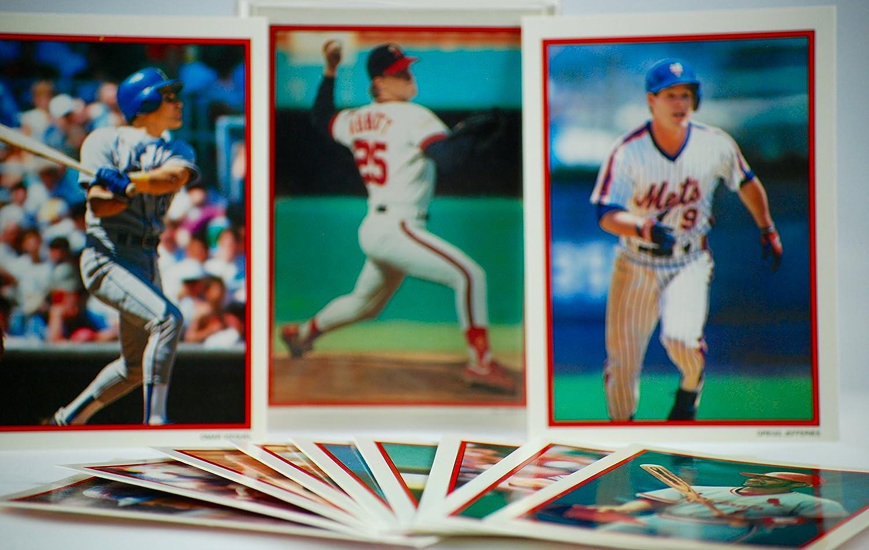 Amazon com : 1990 - MLB - Topps All-Star Set - Collector's
