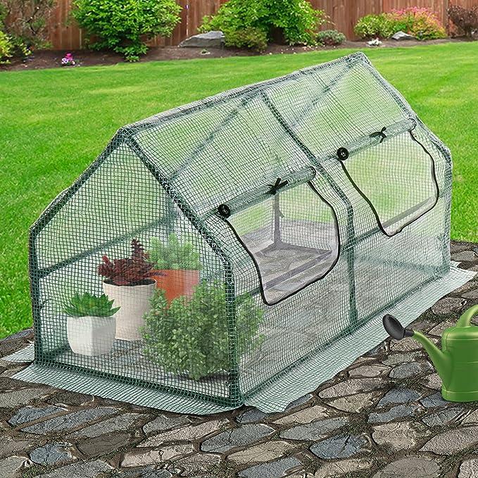 1 opinioni per Jago Serra giardino fiori piante serra piante esterno giardino per piante volume