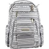 Ju-Ju-Be Collection Be Right Back Backpack Diaper Bag, East Hampton, Coastal