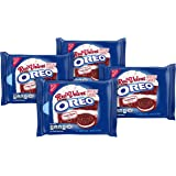 Oreo Red Velvet Sandwich Cookies (12.2 Ounce Packages, 4-Pack)
