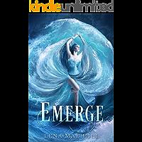 Emerge: A Paranormal Romance (Hosting Gods Book 1)