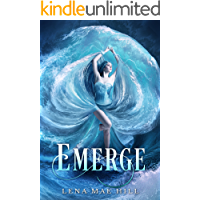 Emerge: A Young Adult Paranormal Romance (Hosting Gods Book 1) (English Edition)