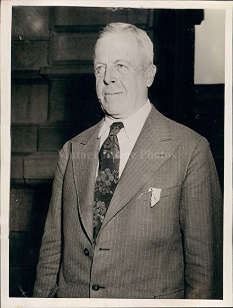 Vintage Photos 1944 Gobernador Joseph B Ely Politics - Prensa de ...