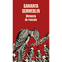 Distancia de rescate (Spanish Edition) book cover