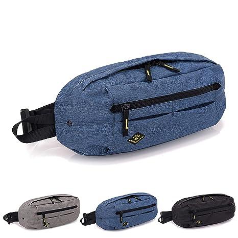 Cintura para Perro Selighting Pulgadas Riñoneras Camina de 6 Cintura Correr el Teléfono Bolso Bolso Deportivas 1dqTw8ndB