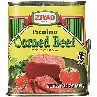 Ziyad Halal Meat, Corned Beef, 12 Ounce