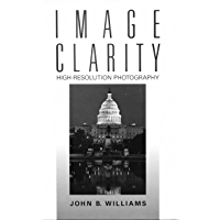 Image Clarity: High-Resolution Photography book cover