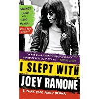 I Slept with Joey Ramone: A Family Memoir book cover