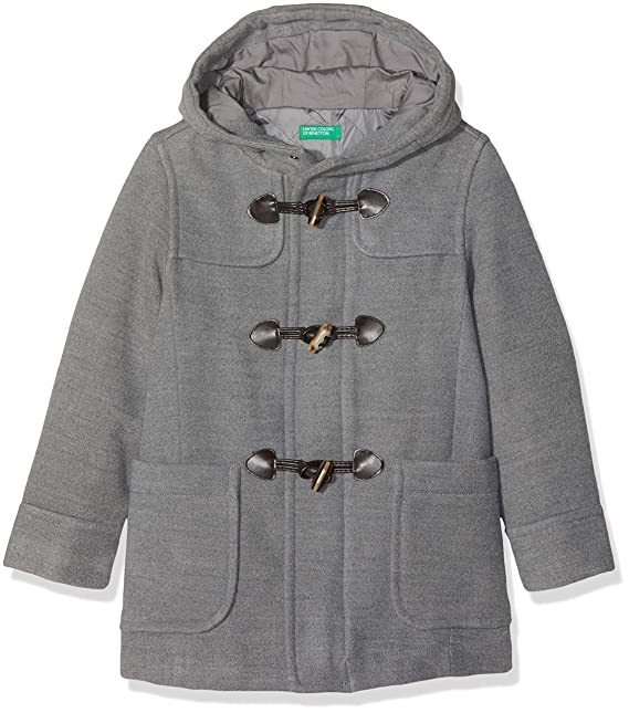 United Colors of Benetton Heavy Jacket Chaqueta para Niños