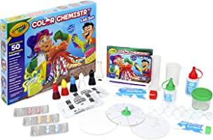 low priced bd65f 8c660 ... Crayola Color Chemistry Set for Kids, Steam Stem Activities, Gift for  Ages 7 ...