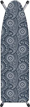 Laundry Solutions by Westex Triple Layer Deluxe Extra-Thick All-In-One Paisley Ironing Board Cover & Pad