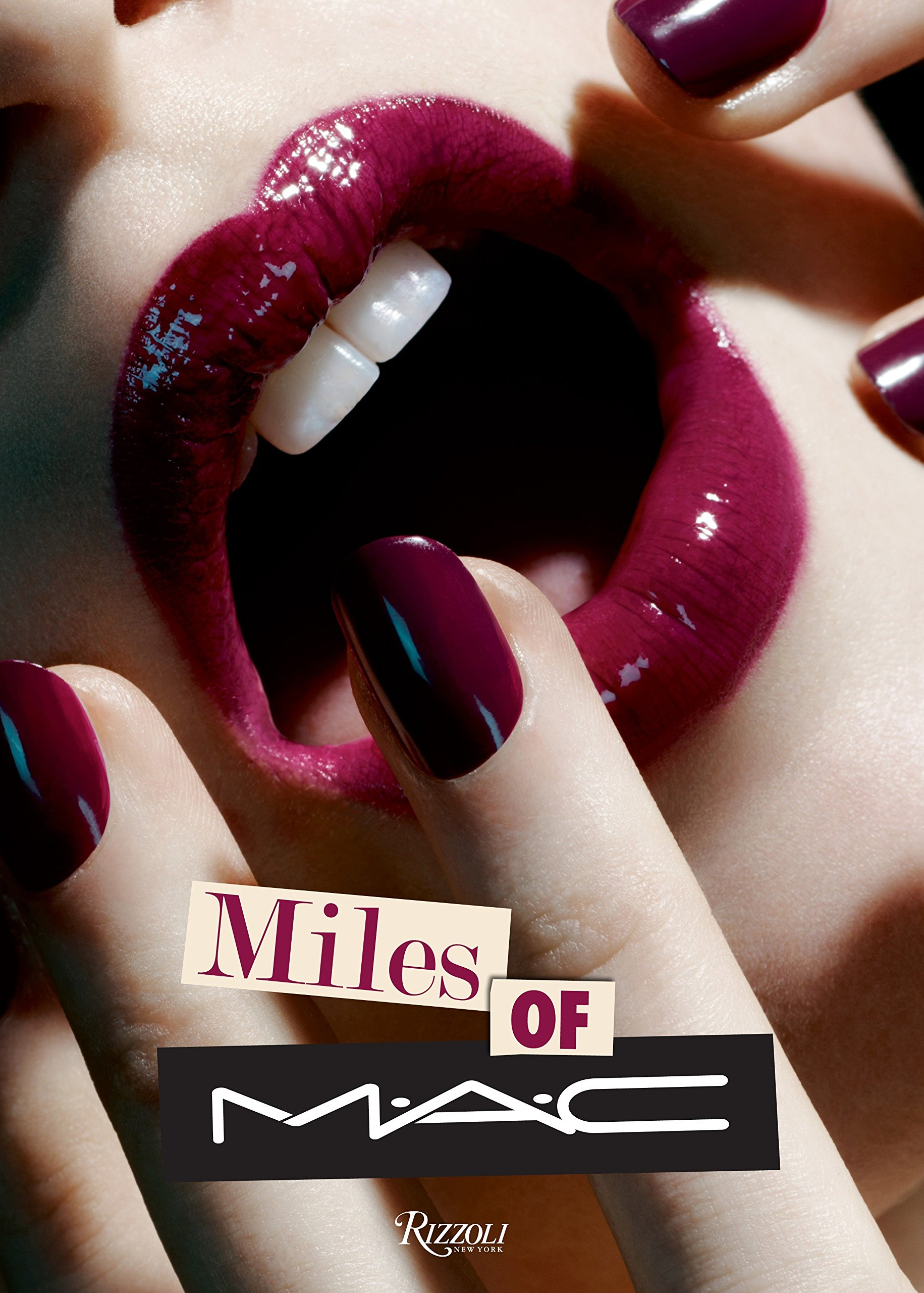 Miles of MAC by Rizzoli International Publications