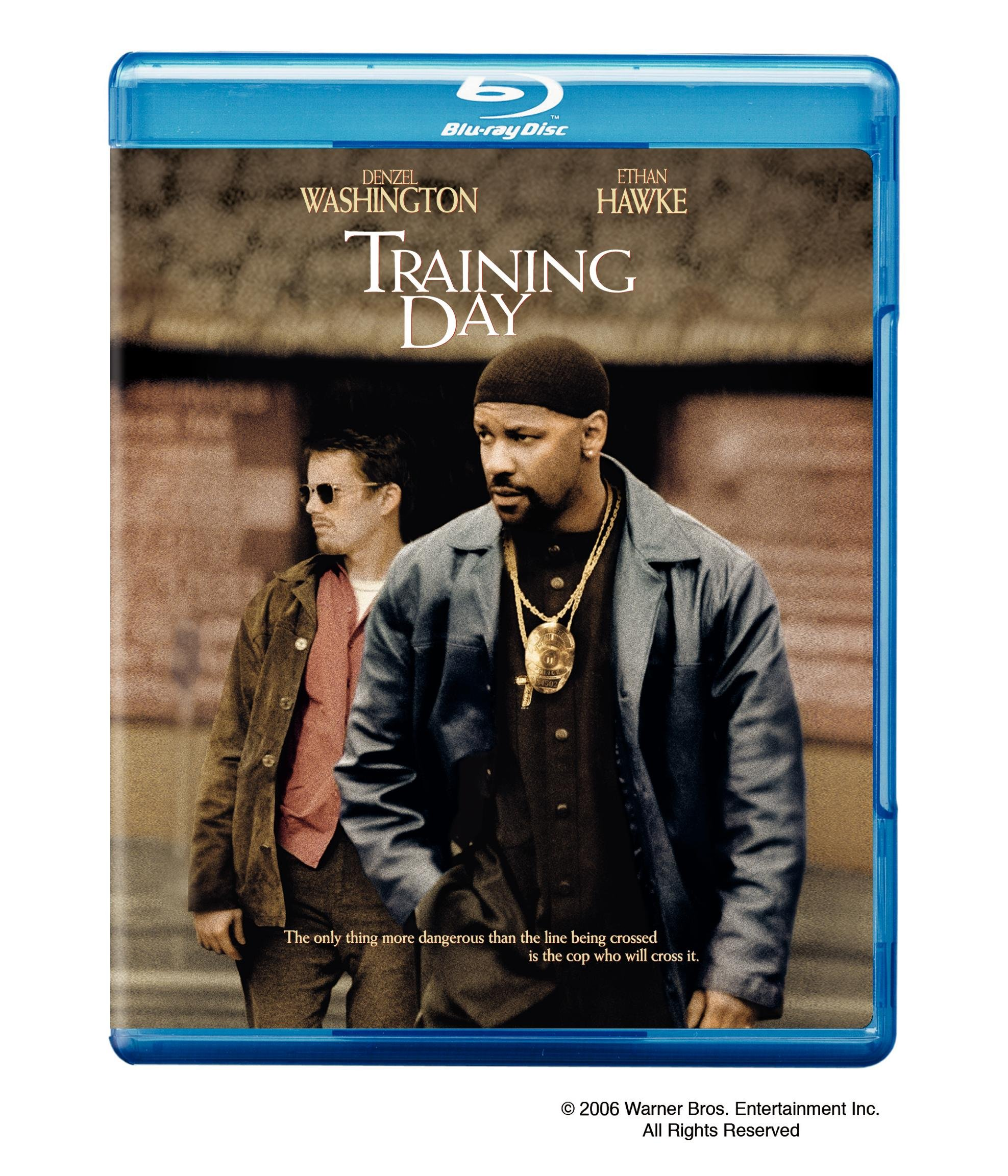 Blu-ray : Training Day (, Dubbed, Dolby, AC-3, Widescreen)