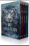 Box A maldição do tigre: Série completa com 5 títulos - A maldição do tigre, O resgate do tigre, A viagem do tigre, O destino do tigre e A promessa do tigre