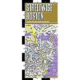 Streetwise Map Boston