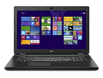 Acer TravelMate P276-MG-39C1 - Ordenador portátil (i3-4030U, DVD±RW, Touchpad, Windows 7 Professional, Ión de litio, 64-bit): Amazon.es: Informática