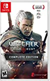 The Witcher 3: Wild Hunt — Complete Edition Standard - [Switch Digital Code]