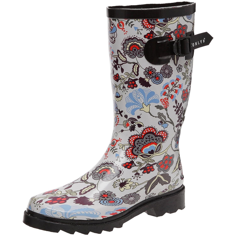 Be Only Demi Botte Liberty, Bottes de pluie femme , Multicolore, 37 EU  Amazon.fr Chaussures et Sacs