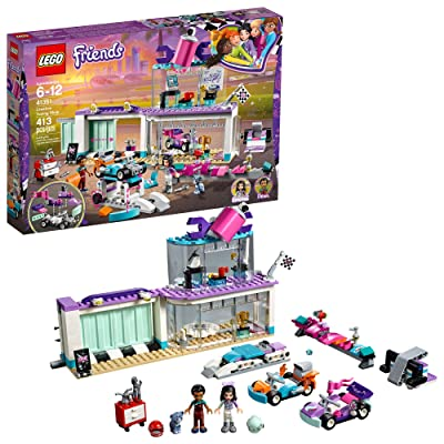 LEGO Friends Creative Tuning Shop 41351 Building Kit (413 Piece): Toys & Games