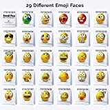 Office Gifts - 29 Emoji Faces - Best Office Gift