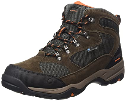 2016 Dri-Tec Storm Mens Suede Leather Hiking Sports Walking Boots - Waterproof