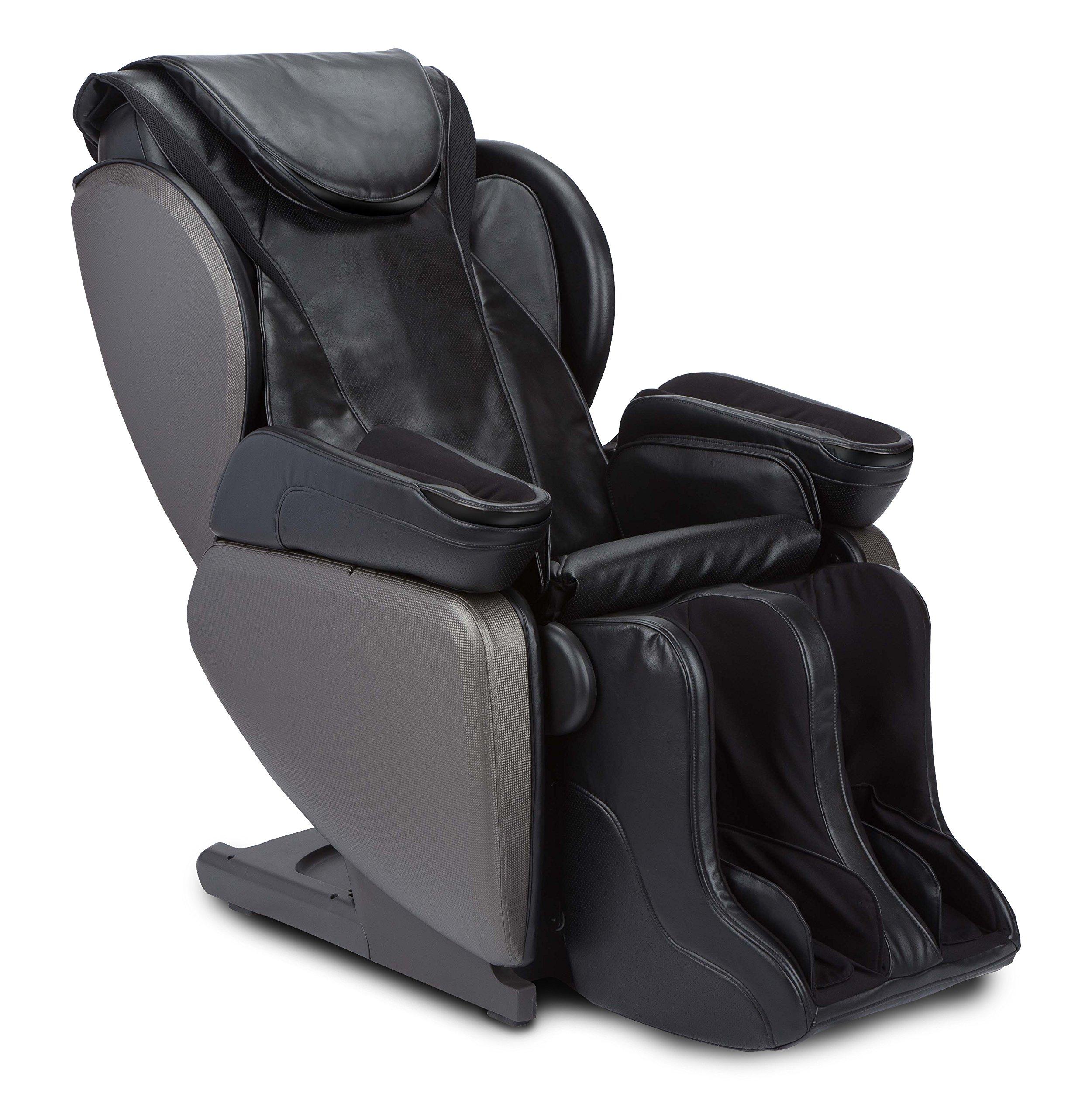 Navitas Sleep Massage Chair, Onyx Color Option