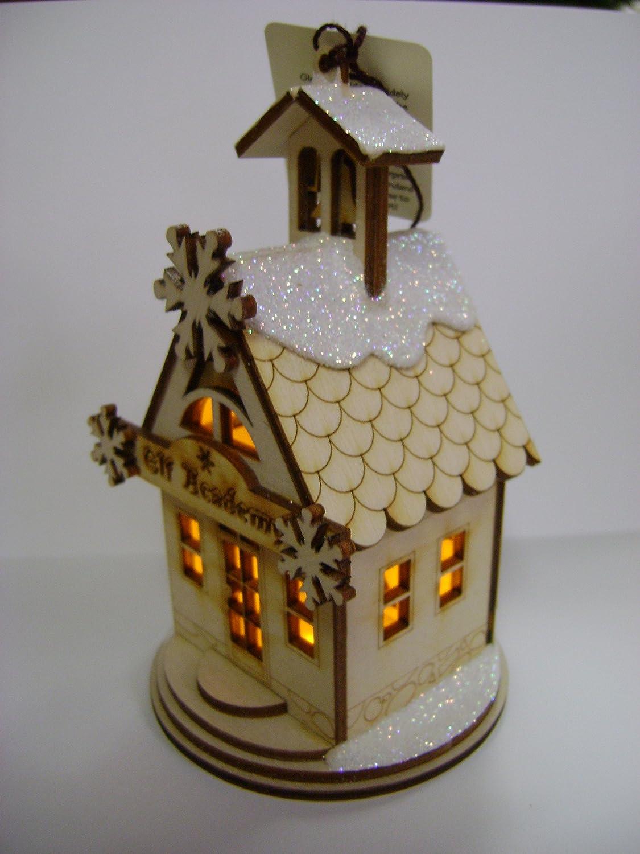 Ginger Cottages - Elf Academy GC121 TRC Designs