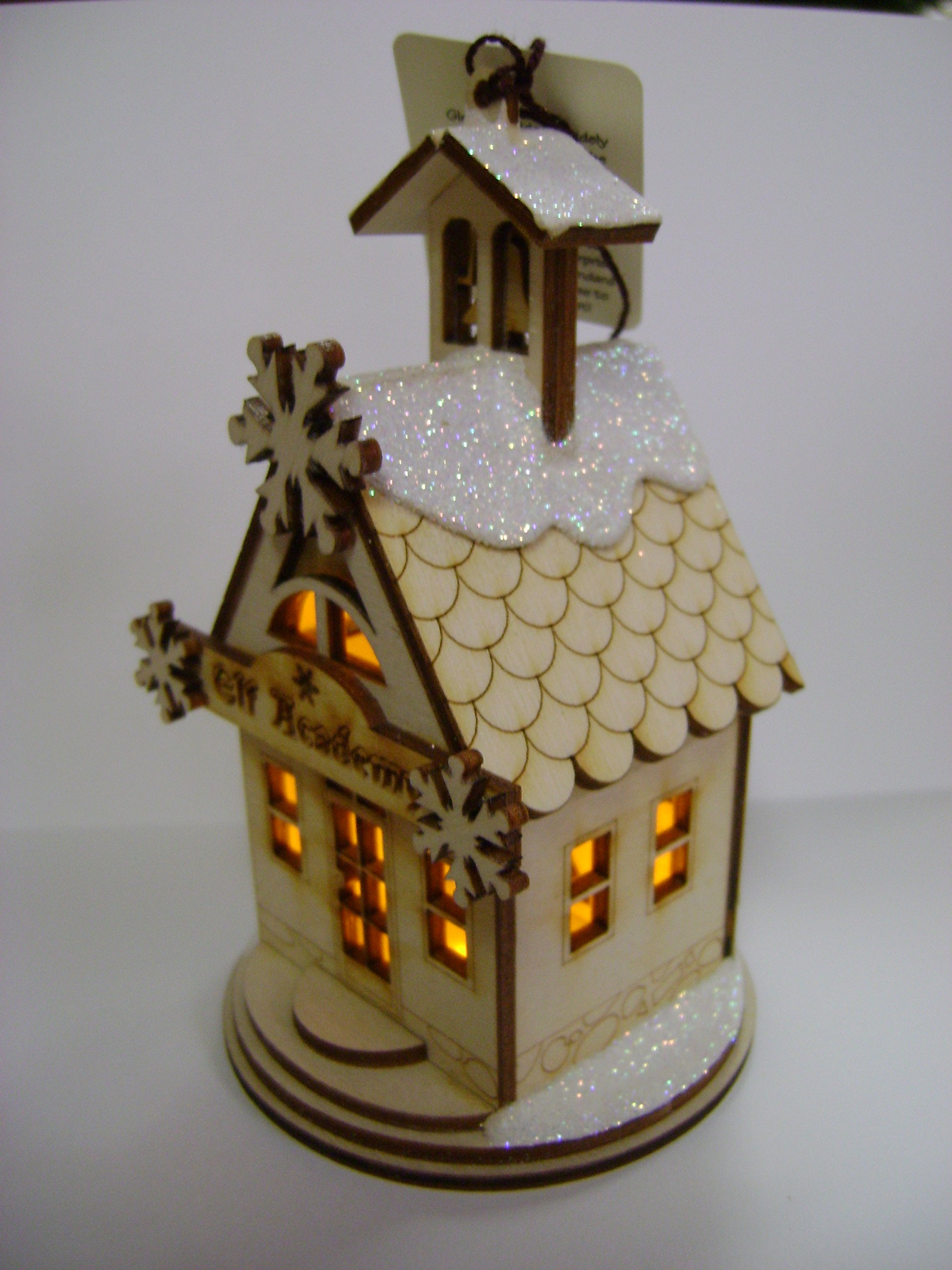Ginger Cottages - Elf Academy GC121
