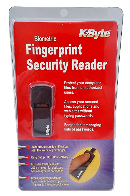 KByte Fingerprint Security Reader