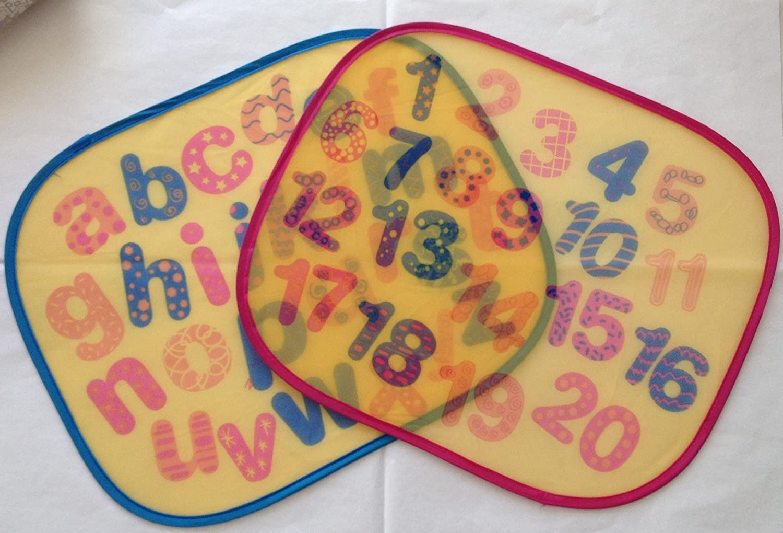 Set of 2/car window sun shield for Sun Protection Baby//Child