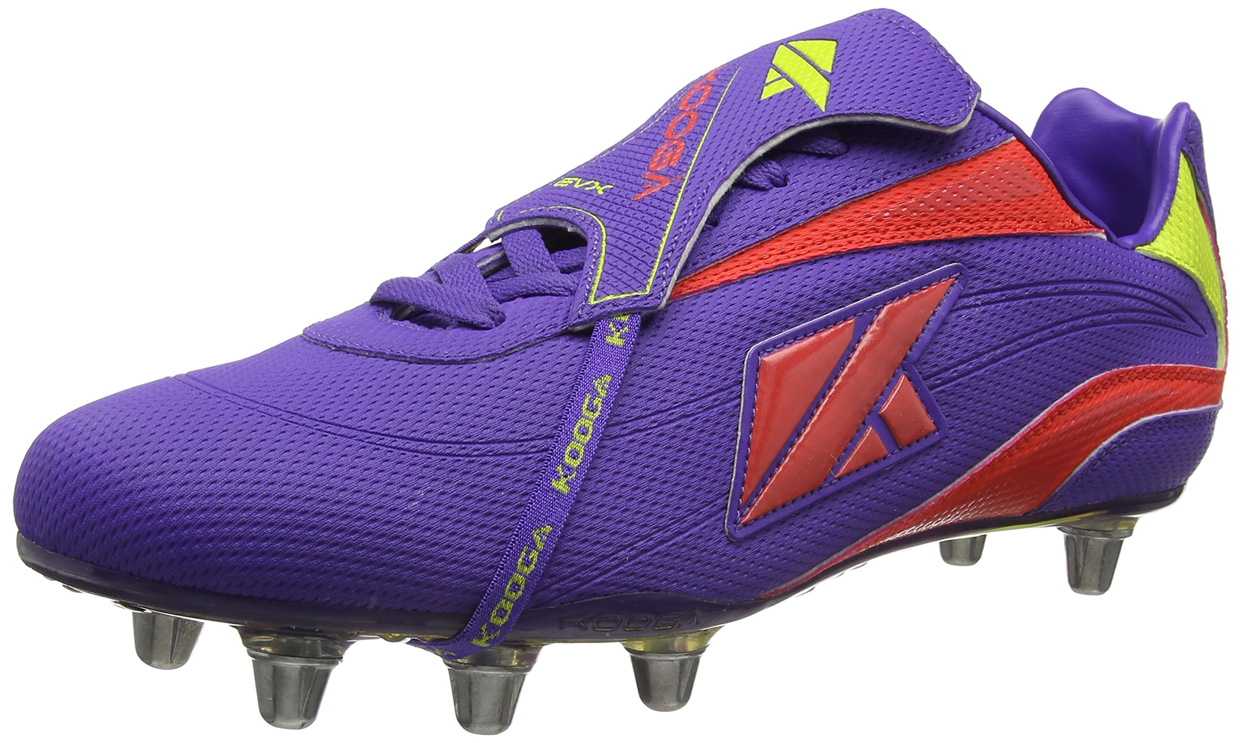 Kooga Nuevo Evx Lcst Adults Boots Purple/multi