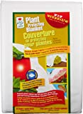 Easy Gardener Plant Protection Blanket For Frost Protection, Seed Germination, Season Extension and Animal Protection, 10 feet x 12 feet
