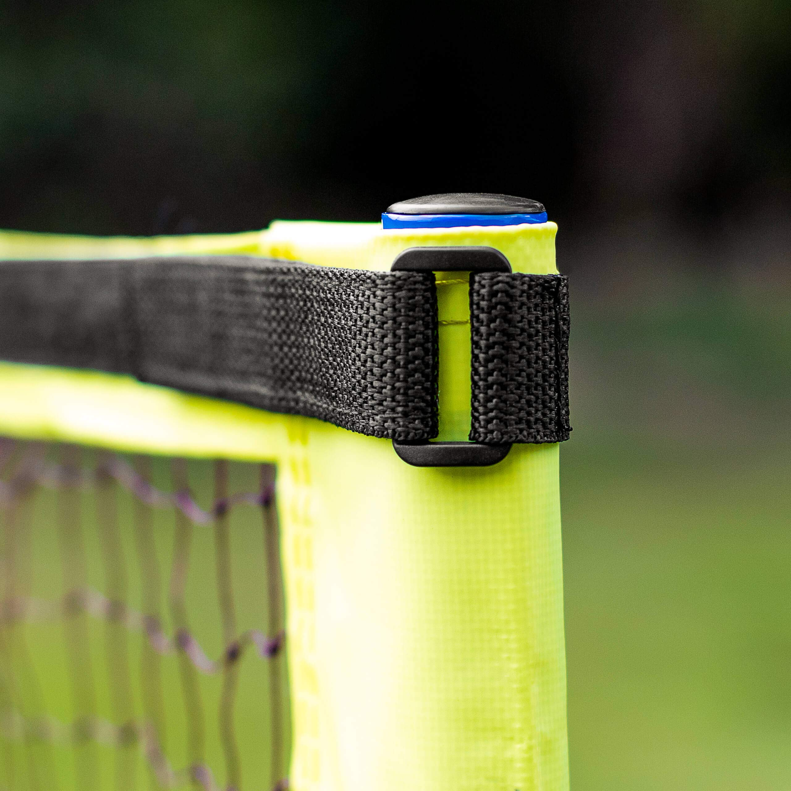 ProCourt Vermont Combi Net | Perfect for Tennis, Badminton, Pickleball, Volleyball & Soccer Tennis | Super Quick Assembly with Steel Poles | Use Indoors, Outdoors, On The Beach Or The Backyard! by ProCourt (Image #4)