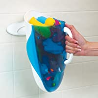 Munchkin Scoop Drain and Store Bath Toy Organizer