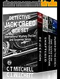Detective Jack Creed Box Set: Mystery Novellas Volumes 1 - 4 (Cabarita Crimes Mystery) (English Edition)