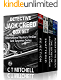 Detective Jack Creed Box Set: Books 1-4 (Detective Jack Creed Murder Mystery Books  Book 4) (English Edition)