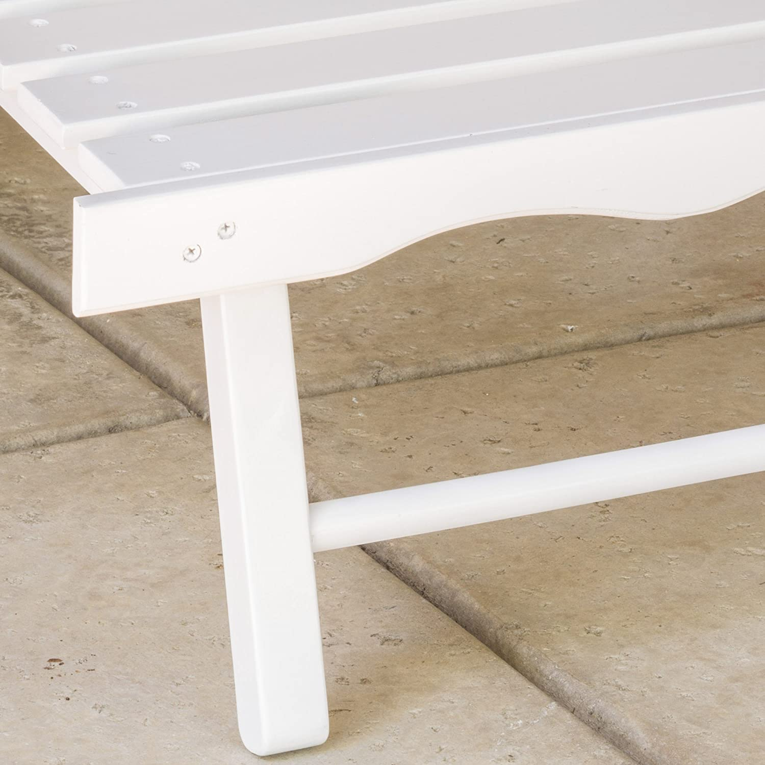 Christopher Knight Home 296650 Hayle CKH Outdoor Individual Items White