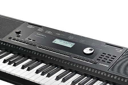 Kurzweil Home KP100 Teclado portátil de 61 notas (KP-100): Amazon.es: Instrumentos musicales