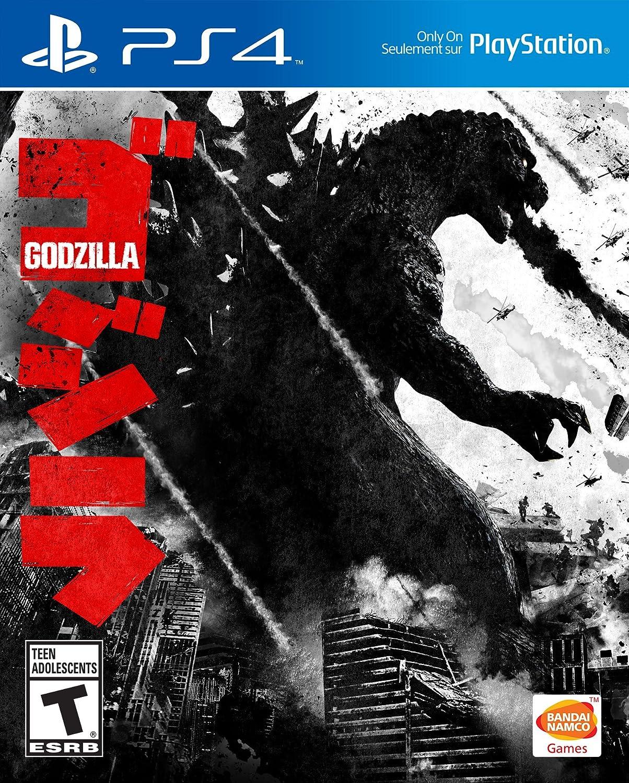 Amazon com: Godzilla - PlayStation 4: Video Games