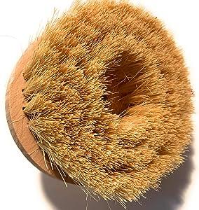 Fiddes Round Pine Brush