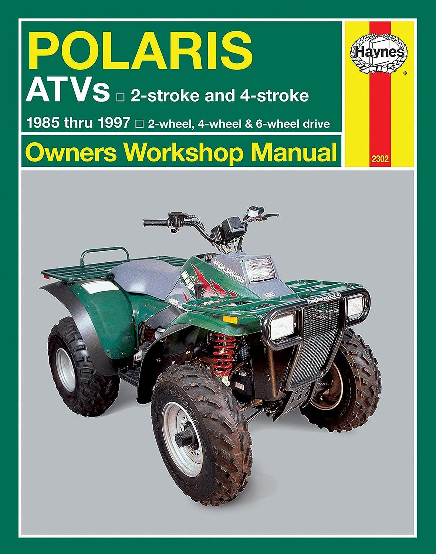 Haynes Polaris ATVs 1985-1997 Software Diagnostic, Test ...