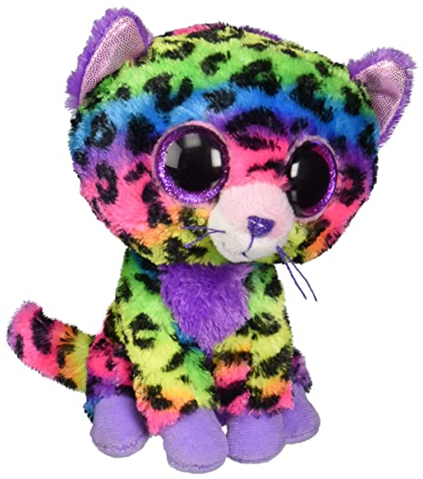 f95d57021a9 Image Unavailable. Image not available for. Color  Ty Beanie Boos Trixie -  Leopard (Justice Exclusive)