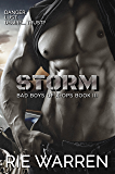 Storm: (Blood Legion MC) (Bad Boys of X-Ops Book 3)