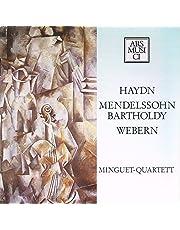 Minguet: Quartett - Streichquartette
